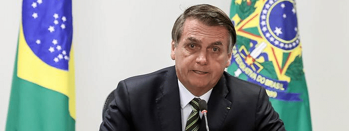 Brazil President announces 60-day ban on burning in Amazon