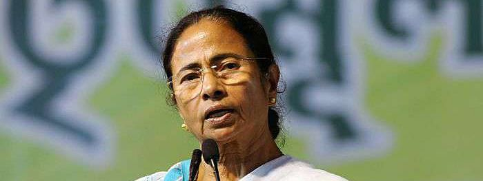 """Mamata Banerjee claims """"Human rights have been totally violated in Kashmir"""""""