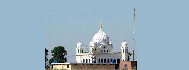 Pak. opens historic gurdwara to pilgrims