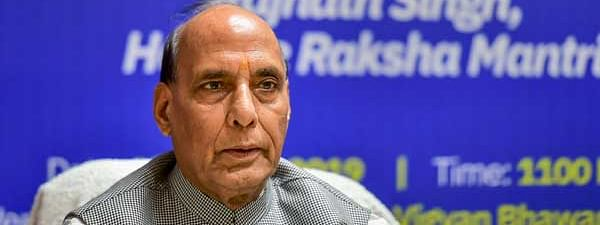 Rajnath approves re-organisation of Army Headquarters