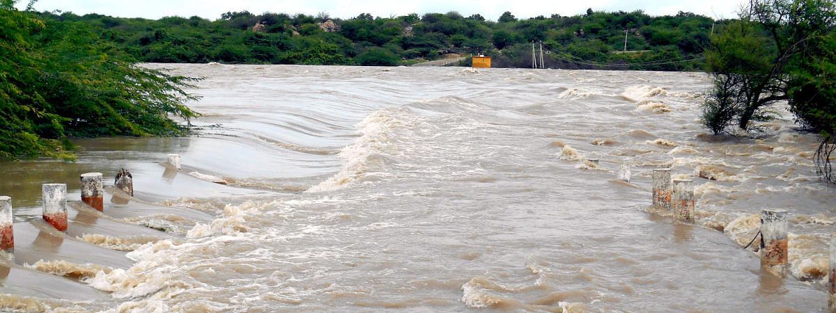 Flood situation in the Cauvery basin remain very serious
