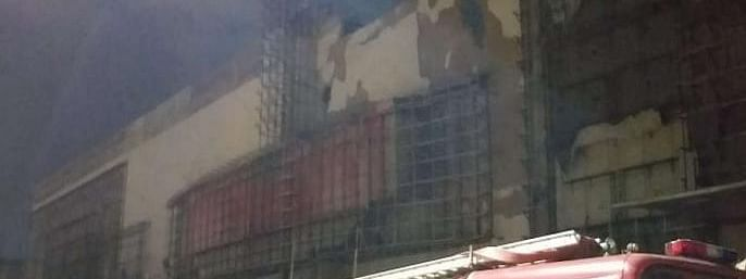 One killed, four injured as portion of mall collapse in Nagpur