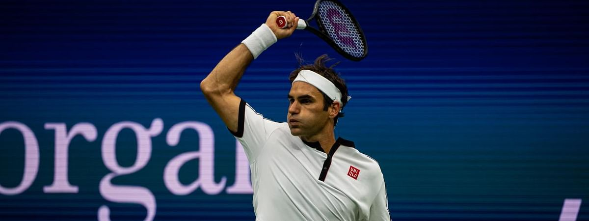 Roger Federer enters third round at US Open