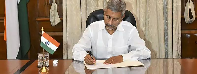Jaishankar to visit China