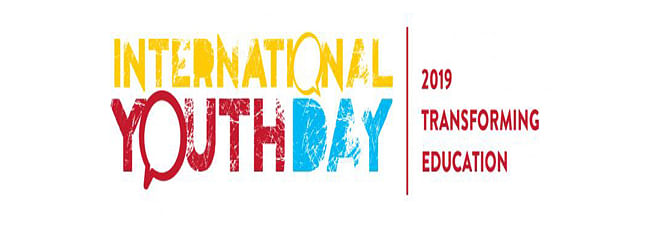 Int'l Youth Day: Transforming education
