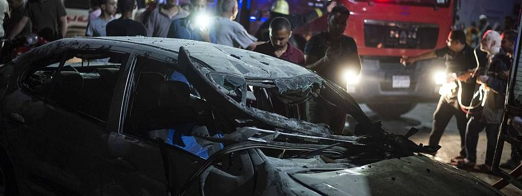 At least 19 killed in Cairo car explosion