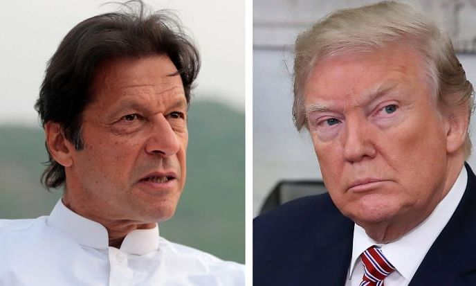 Trump, Khan discuss Kashmir on phone: White House