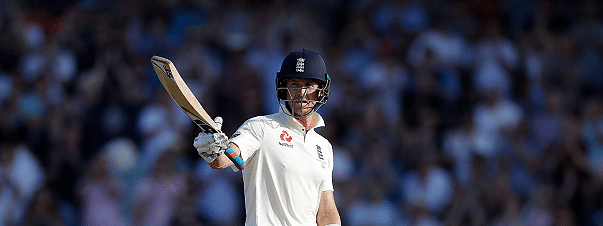 Denly rates England's chances of levelling series 'very highly'