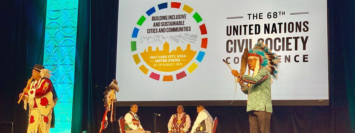 UN focuses on sustainable solutions for challenges of urban life