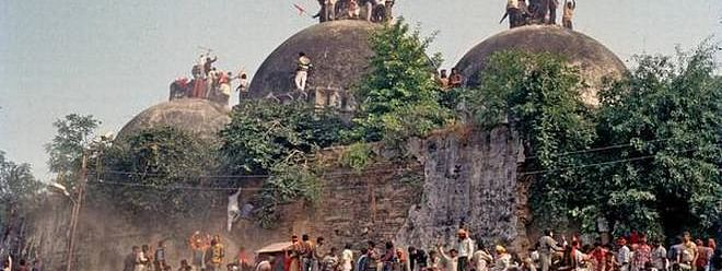 Disputed Ayodhya site was built on the temple ruins: Advocate to SC