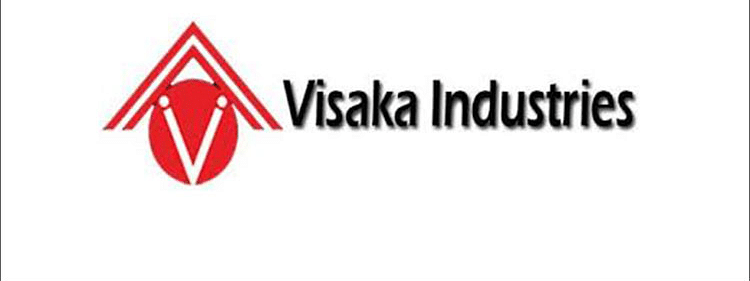 Visaka Industries revenue up by 2 pc to Rs 345 cr in Q1 FY20