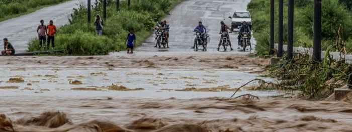 Karnal family airlifted after Haryana floods