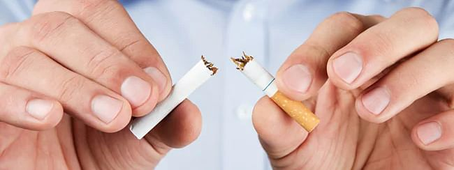Specified health warnings for tobacco products from Sept 1