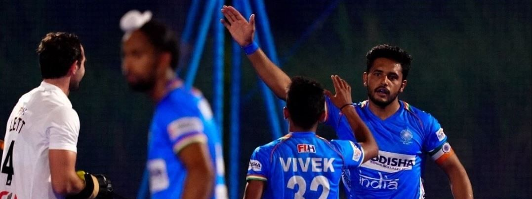 Hockey: Indian thrashes Kiwis 5-0
