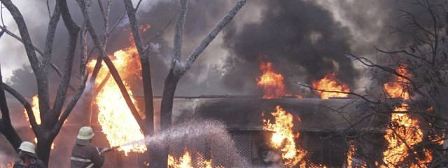 At least 20 killed in fuel truck explosion in west Uganda