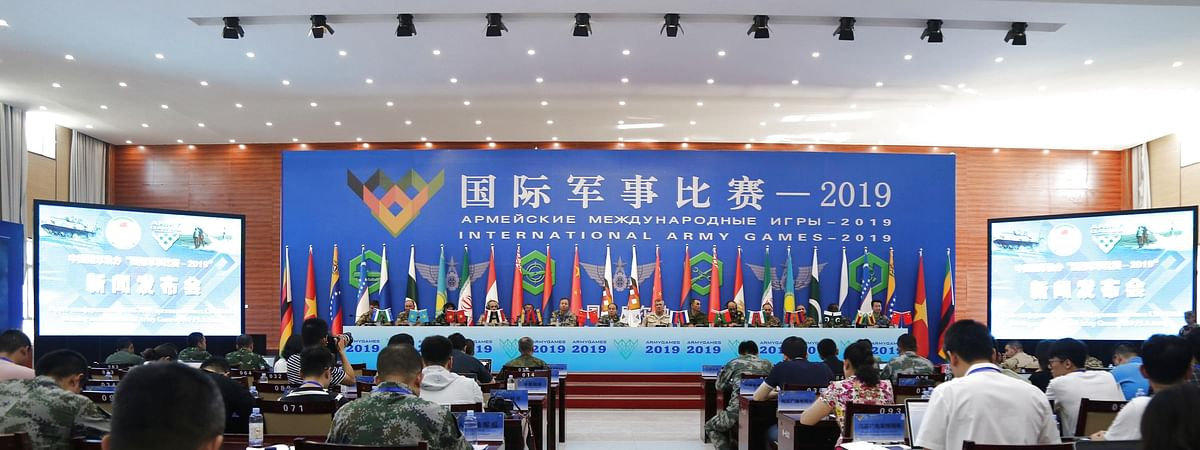 China competitions for Int'l Army Games 2019 kicks off