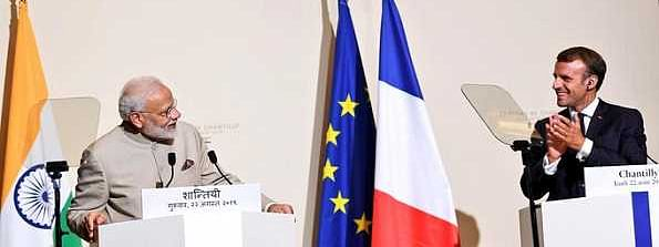 France and India to make digital technology a transformative factor