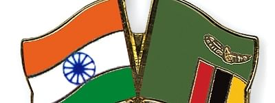 India, Zambia ink pacts for cooperation in defence and mining