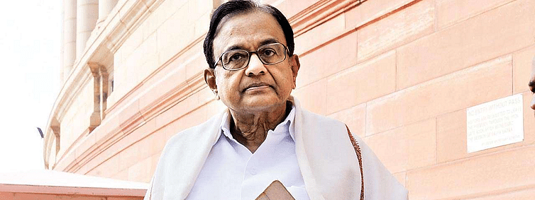 Shocking that promised COVID Economic Task Force not set up: Chidambaram