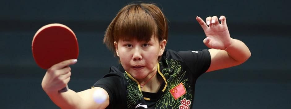 Chen Xingtong wins table tennis's Czech Open