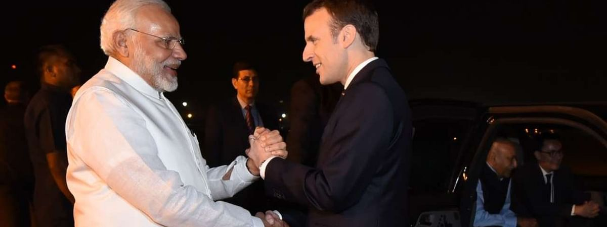 France all set to host PM Modi for a bilateral summit with Prez: Envoy