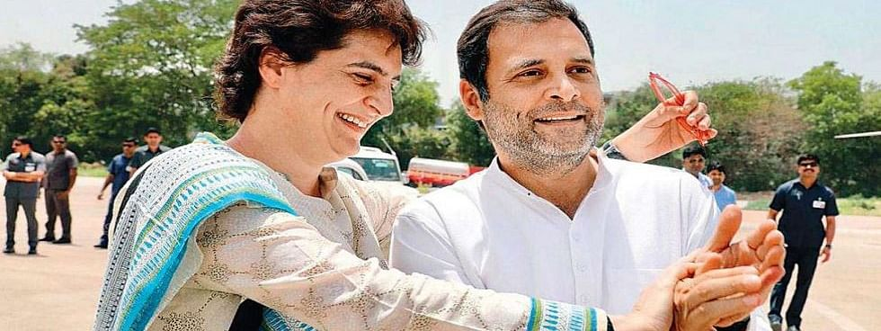 Best brother in the world: Priyanka on Rahul