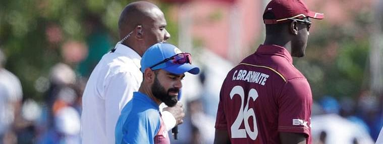 2nd T20: India win toss, to bat against Windies