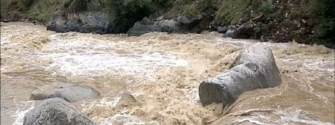 Two women among 4 washed away in Kashmir flash floods