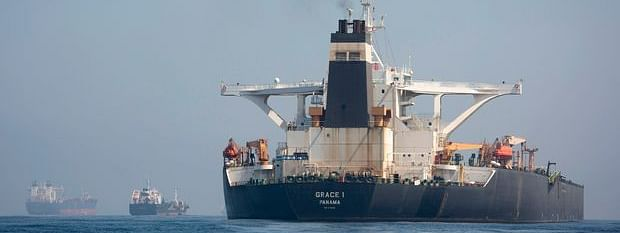 US justice dept issues warrant to seize Iranian oil tanker
