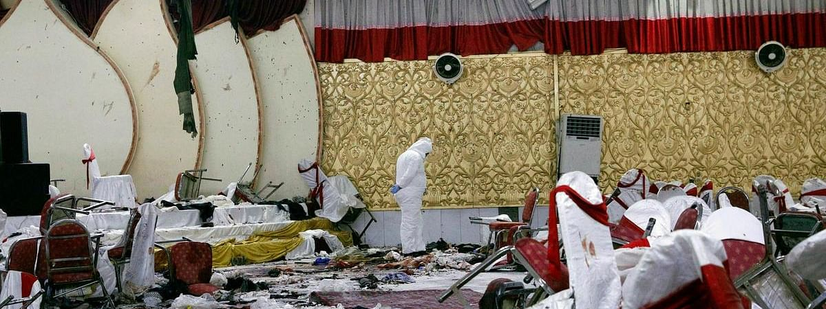 IS claims responsibility for Kabul wedding hall attack