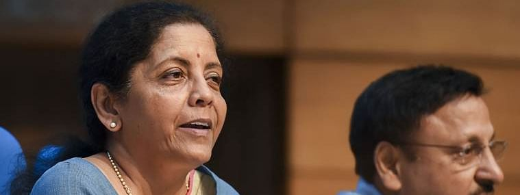 Govt depts to replace old cars to boost demand for industry: Sitharaman