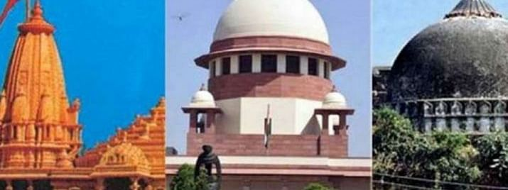 Ayodhya: Islam against building mosque on other's land, SC told