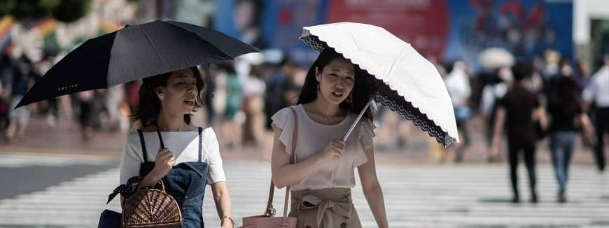 Heatwave kills 23 in Japan over one week