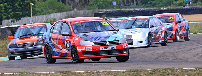 National car racing: Exciting weekend action in offing