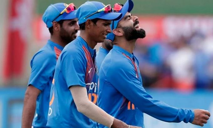 1st T20: India beat West Indies by Four wickets