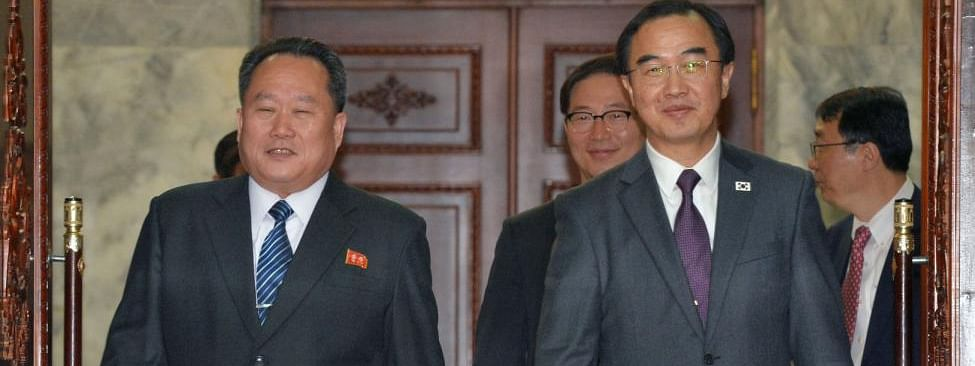 Pyongyang not ready for nuke talks: Seoul official