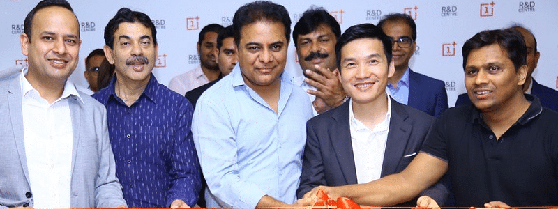 OnePlus to invest Rs 1000 cr in Hyderabad R&D centre: Pete Lau