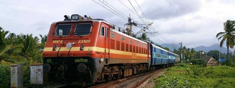 Traffic dislocation: 2 exp, 1 passenger trains diverted