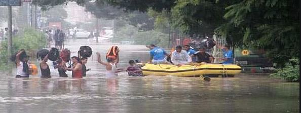 Rain fury in Gujarat: Death toll mounts to 22