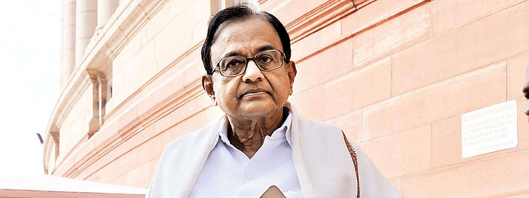 Heated argument over remand of Chidambaram