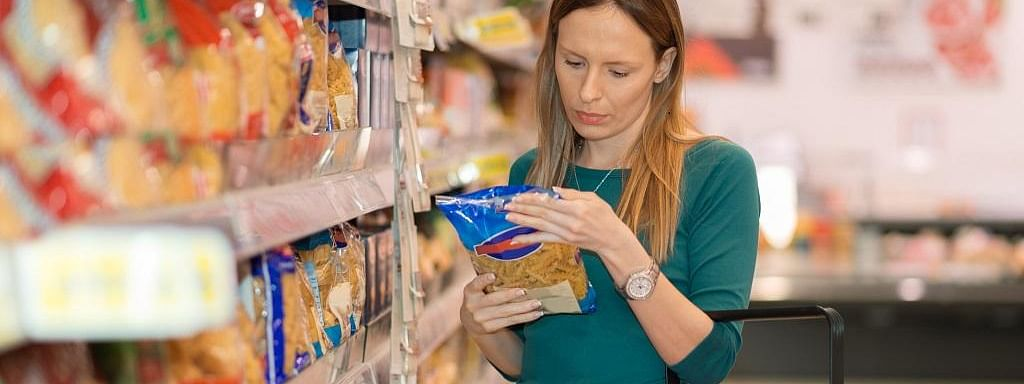 Packaged food in India found least healthy: Survey