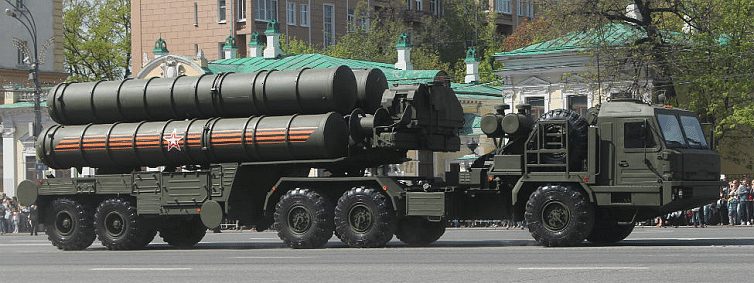 India pays in advance for S-400 missiles to Russia