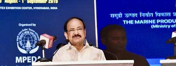 Farming is noble profession: Venkaiah