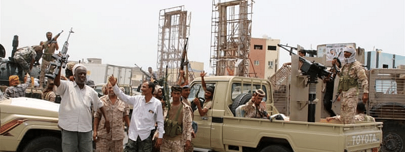 Separatists pull out from positions in Aden