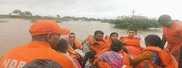 Army called in for rescue in flood-hit Kolhapur