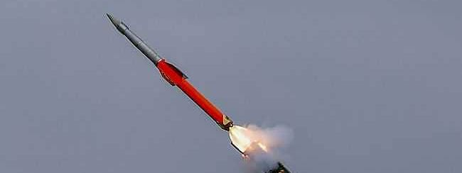 India test fires all-weather missile