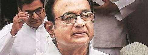 ED issues a lookout notice for P Chidambaram
