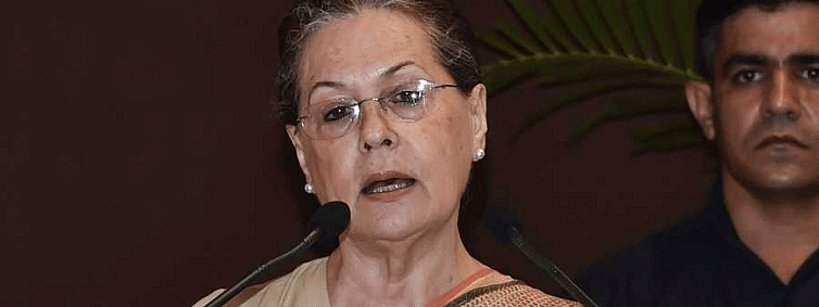 PCC president welcomes election of Sonia as AICC president