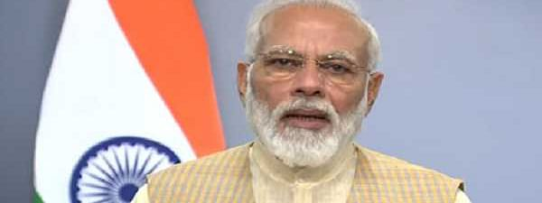 Vikram lander will land on Moon as tribute to Vikram Sarabhai from crores of Indians: PM