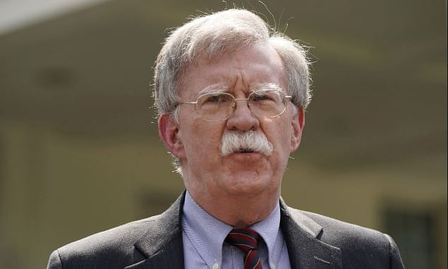 Missile tests not violating Kim's pledge to Trump: Bolton